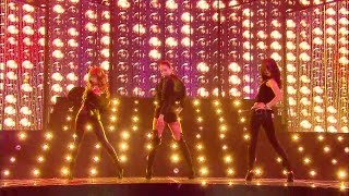 【TVPP】Hyuna(4MINUTE) - Womanizer (with Yuri & Kahi) , 현아(포미닛) -  Womanizer  @ 2009 KMF