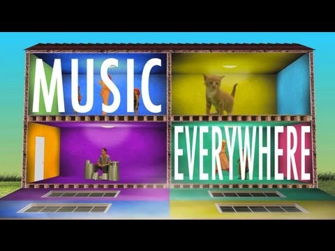 Music Everywhere - The Dirty Sock Funtime Band