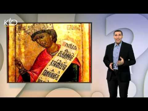 """Pourquoi parle-t-on du """"Saint des Saints"""" ?"""