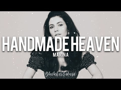 Handmade Heaven || Marina || Traducida Al Español + Lyrics - BlackStar&Music