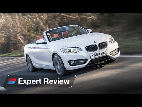 BMW 2 Series convertible car review