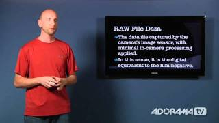 Understanding RAW Files