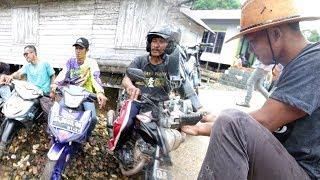 Perjuangan Tukang Ojek Wisata di Puncak Matang Kaladan