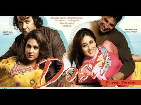 Download Dosti: Friends Forever Is A 2005 Romantic Film |Akshay Kumar |Bobby Deol |Kareena Kapoor | HD Mp4 3GP Video and MP3