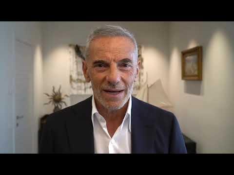 Gianni Lettieri presenta l'accordo tra Atitech e Israel Aerospace Industries Aviation Group