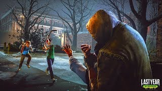 LAST YEAR The Nightmare - Official Trailer (New Survival Horror Game 2019)