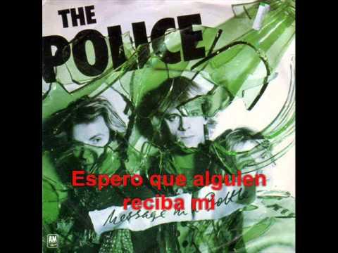 The Police - Message In A Bottle (Subtítulos en Español)