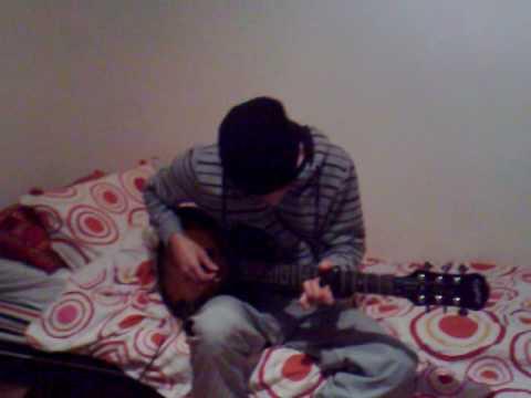 Van Trappe gitaar sessie