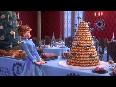 Olaf's Frozen Adventure 2018 Hindi Dubbed Cartoon Full Movie part 1