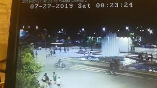 raid-vandalici-in-piazza-liberta-le-immagini