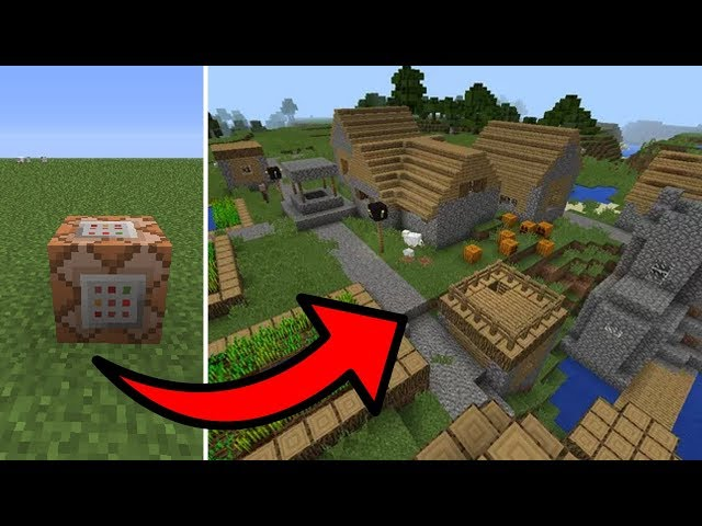 How To Command Villagers In Minecraft