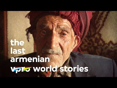 """The last survivor of the Armenian Genocide - In Turkey"""