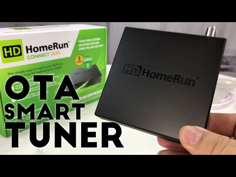 SiliconDust HDHomeRun CONNECT DUO HDHR5-2US Dual Tuner for Cord Cutters Review