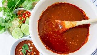 Thai Hot Pot Sauce น้ำจิ้มสุกี้ - Episode 150