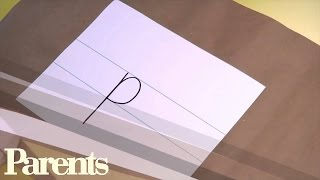 """Teaching Handwriting -- Lowercase Letters """"p"""" Through """"t"""" 