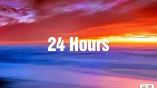 Clean bandit - 24 hours ft Yasmin Green ( lyrics )