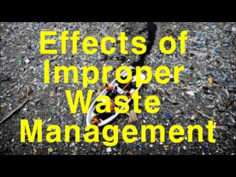 Improper Waste Management in the Philippines