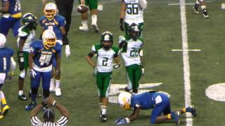 preview picture of video '2014 Detroit PAL Football B-Team Championship Game: Detroit Spartans vs. West Seven Rams (11-2-2014)'