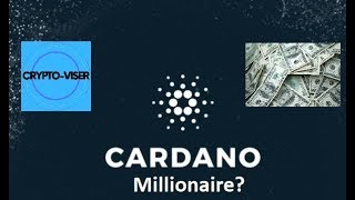 Can Cardano (ADA) Make You A Millionaire? - Mathematic Breakdown