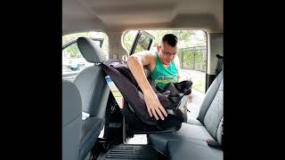 How to Install the Safety 1st Grow and Go Car Seat - Rear Facing