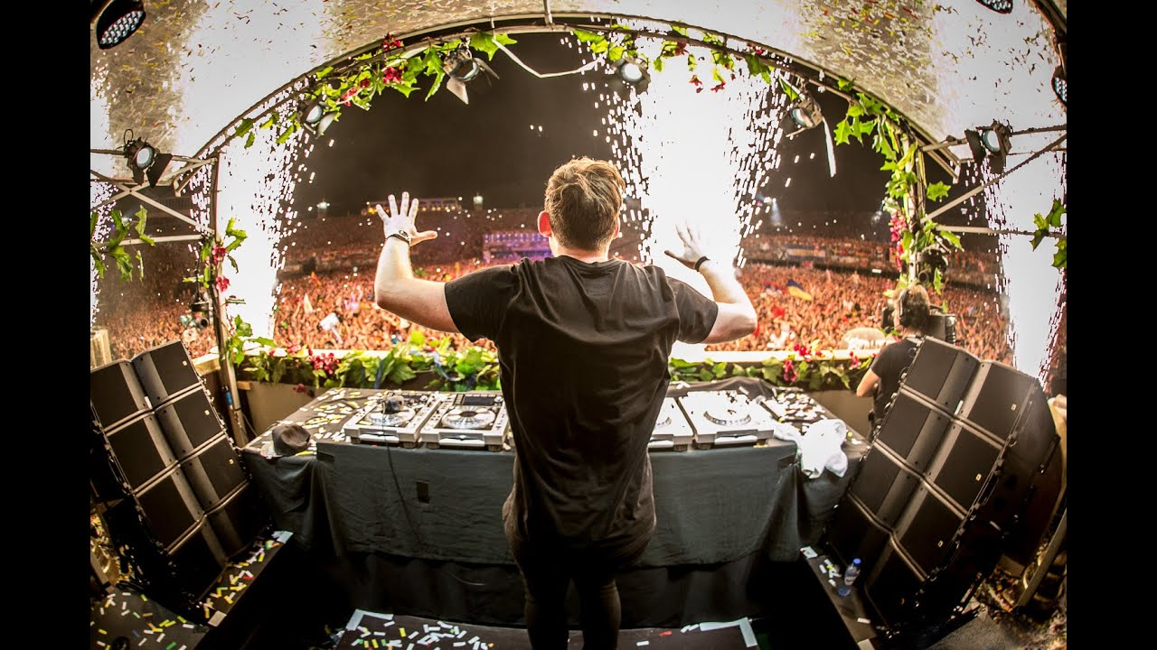 Hardwell - Live @ Tomorrowland 2014