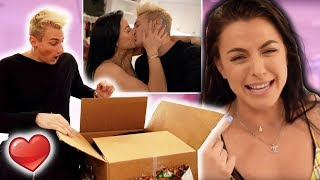 Christmas Gifts Bring Couple To Tears (Emotional)