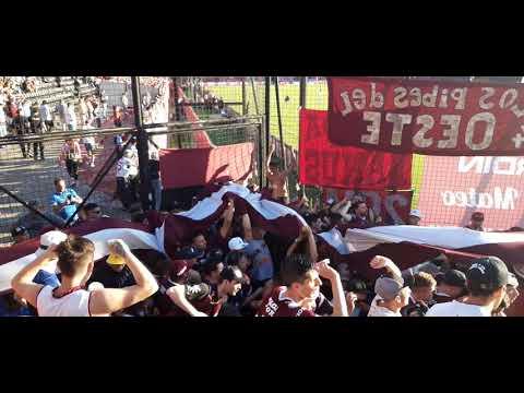 """""""La Barra 14 en Rosario"""" Barra: La Barra 14 • Club: Lanús"""