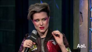 """Evan Rachel Wood Discusses Her Role On HBO's """"Westworld"""""""