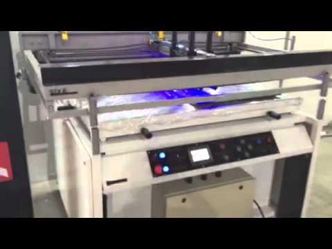 Impresora serigrafíca Tecnolux