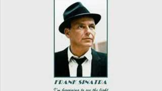 Frank Sinatra - I'm Beggining To See The Light