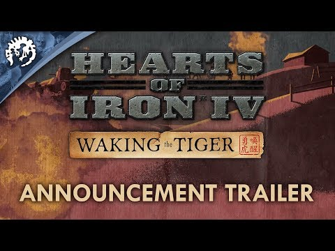 Hearts of Iron IV: Waking the Tiger DLC | Linux Mac PC Steam