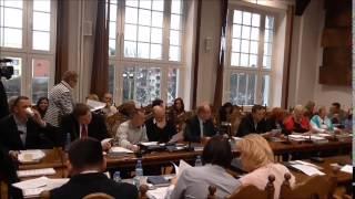 preview picture of video 'Przedświąteczna Szopka Czyli Sesja Rady Miasta Nowogard Podejście Trzecie'