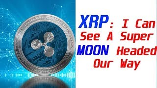 XRP King of Coins: The Time Is Near... XRP To The MOON!!!!