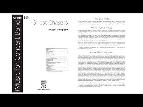 Ghost Chasers (FPS156) by Joseph Compello