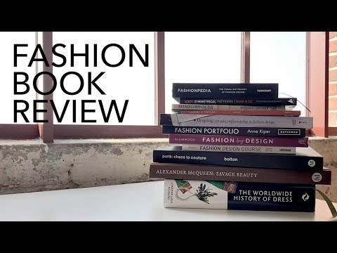 Fashion Book Review #3 (11 Books!)