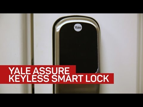 Lose your keys for good with Yale's keyless smart lock
