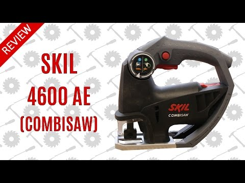 Independent Review - Skil 4600 AE (Combisaw)