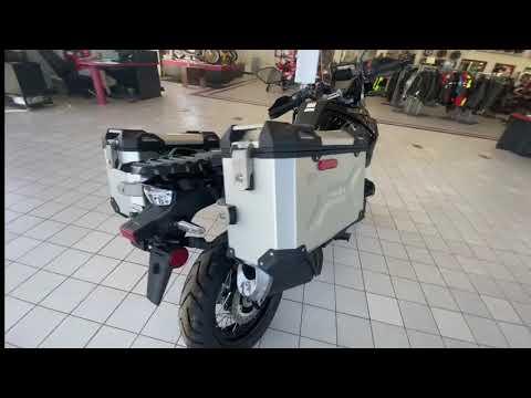 2020 Suzuki V-Strom 1050XT Adventure in Anchorage, Alaska - Video 1