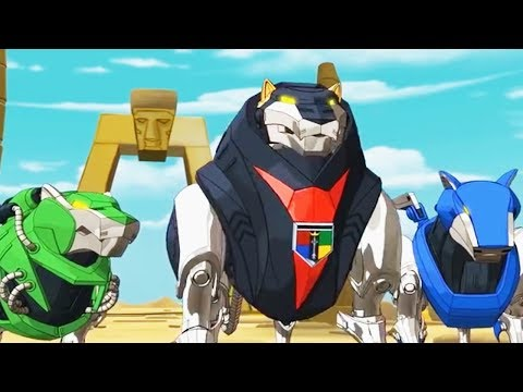 Voltron Force | 107 Lion Riders Return | Voltron Full Episode | Cartoons For Kids