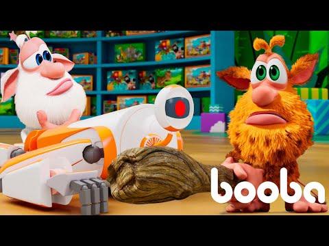 Booba 😊 Yeni 🕹️ Robot 😈 Çocuklar ve küçükler için komik çizgi filmler 🔥 Super Toons TV Animasyon
