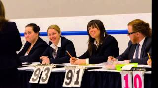 Judging trampoline - it could be you!