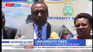 University of Embu VC Prof Daniel Mugendi says fees have not been increased