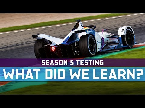 Formula E Pre-Season Testing | What We Learned In Valencia