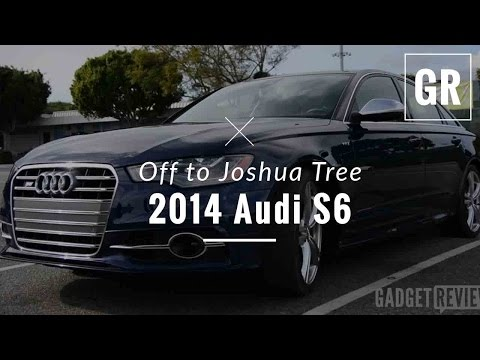 2014 Audi S6 Review and Walk-through - Gadget Review