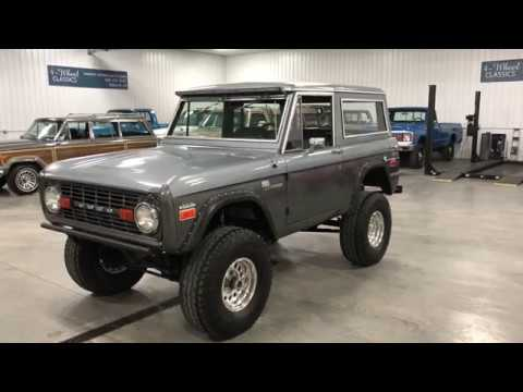 Video of '70 Bronco - MF7T