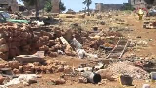 preview picture of video 'Idlib Le Massif Calcaire : Rapport sur le site de Shenshara ادلب المدن الميتة: تقرير عن قرية شنشراح'