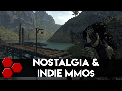 Nostalgia & Indie MMOs - TheHiveLeader