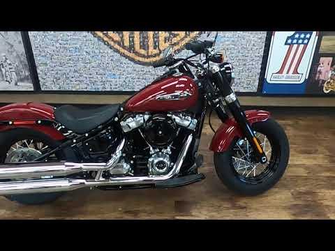 2021 Harley-Davidson® Softail Slim®