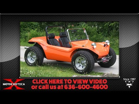 Video of '70 Dune Buggy - R5O6