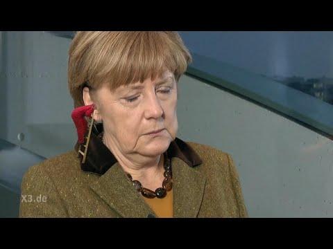 Er steuert Merkel: Johannes Schlüter ist der Merkel-Pilot  (2015) | extra 3 | NDR